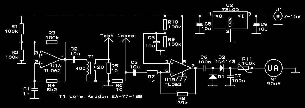 Как проверить конденсатор - приставка для стрелочного мультиметра