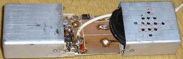 Звуковой сигнализатор поворотов своими руками