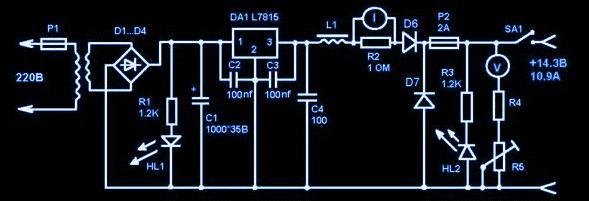 Как в домашних условиях сделать зарядное устройство для авто аккумуляторов