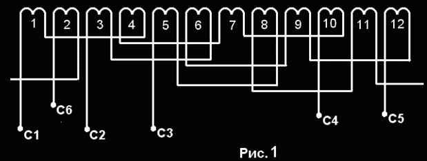 проверка обмоток электродвигателей
