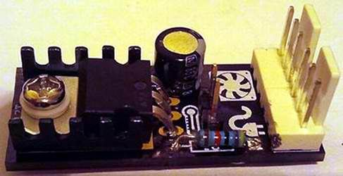 Схемы регулятор оборотов двигателя