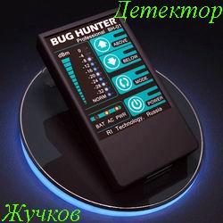 Самодельный детектор радиозакладок