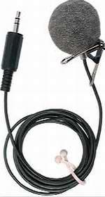 электретный микрофон своими руками