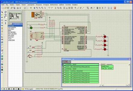 проектирование электрических схем