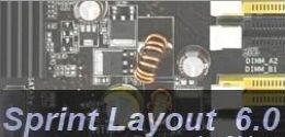 sprint-layout 6.0 простая программа для изготовления печатных плат