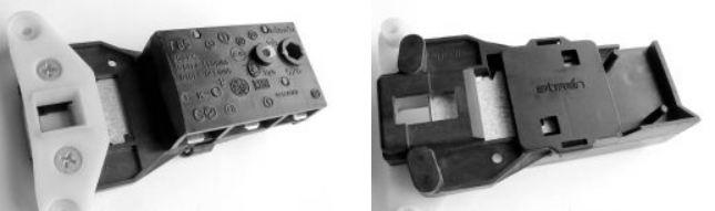 Фотографии замка стиральной машины с разных сторон
