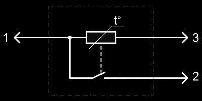 Принципиальная схема замка люка стиральной машины