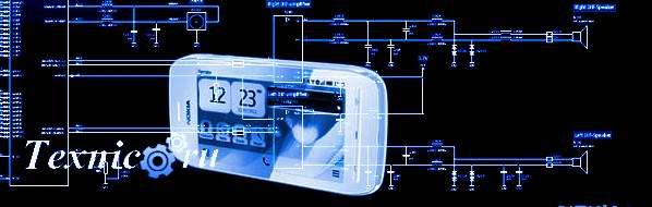 Схемы Nokia