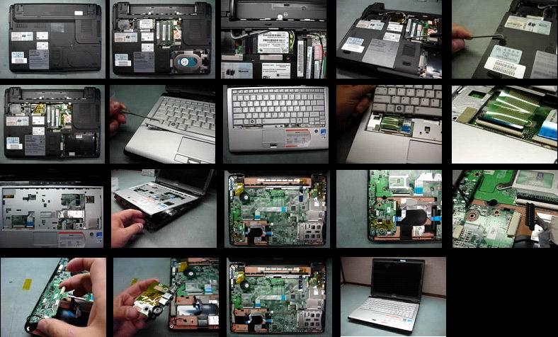 Замена звуковой карты в ноутбуке Toshiba Satellite U305